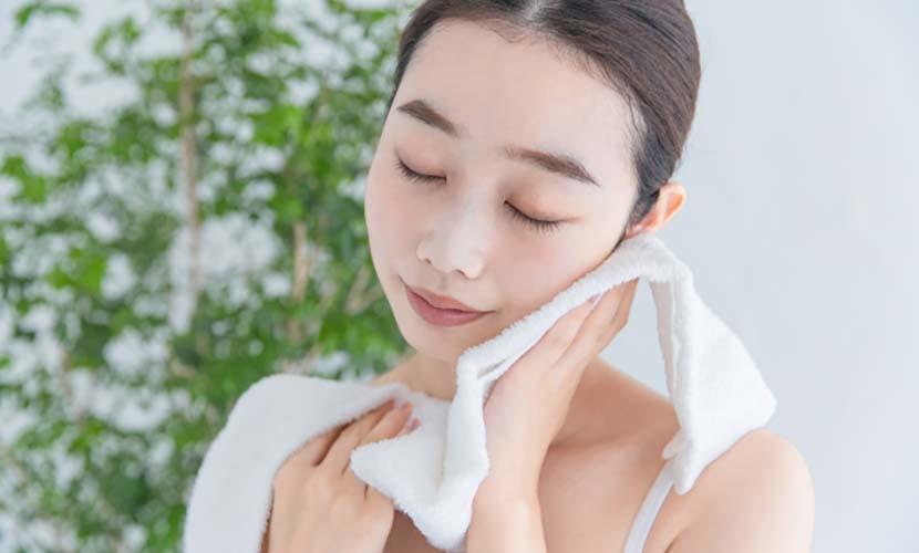 最新のおすすめ時短洗顔アイテムをご紹介