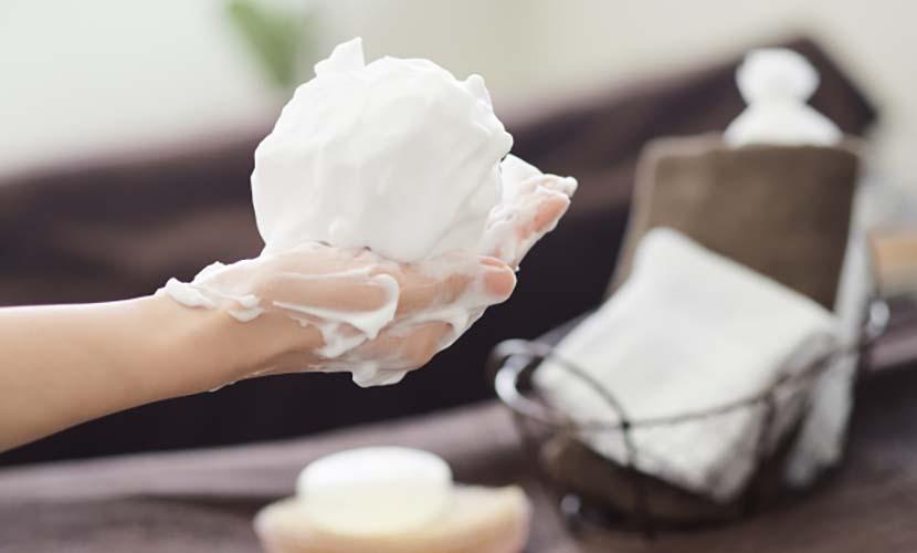詰まり毛穴・開き毛穴におすすめの洗顔料