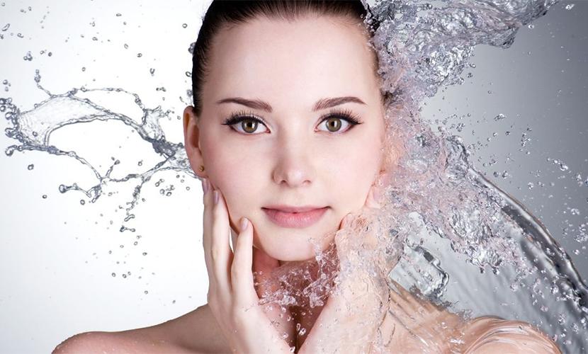 炭酸水洗顔の3つの効果